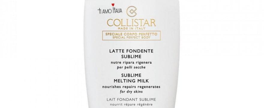 Atsauksme par ķermeņa pieniņu Collistar sublime melting milk