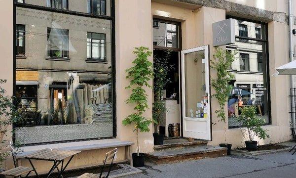 Latvijas dizaina preču veikals Riija