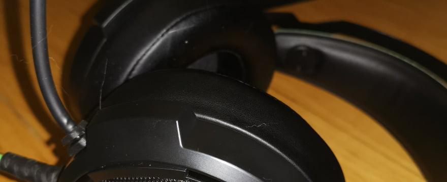 Atsauksme par austiņām HP Pavilion Gaming Headset 600