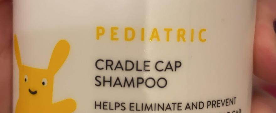 Babe bērnu šampūns pret piena kreveli