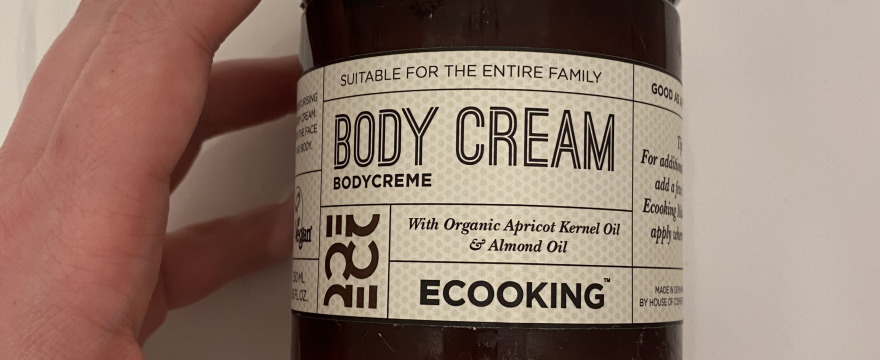 Ecooking ķermeņa krēms (Body cream)