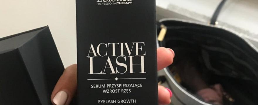 Lbiotica Active Lash serums