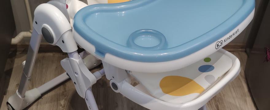 KinderKraft Yummy barošanas krēsls