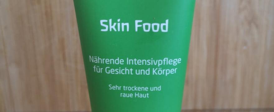 Weledas Skin Food zaļais brīnums