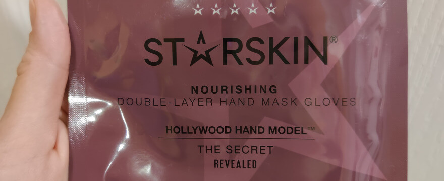 Starskin hand mask gloves