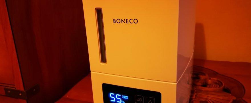 Atsauksme par Boneco S250 gaisa mitrinātāju